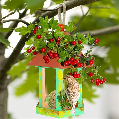 nichoir nature pour les oiseaux bricolage cr 233 atif t 234 te 224 modeler