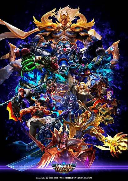 Wallpapers Mlbb Android Mobile Legend Awesome