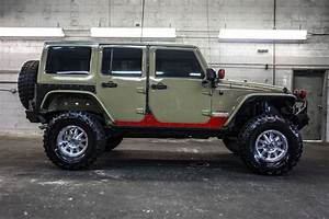 2013 Jeep Wrangler Unlimited Rubicon MOAB Edition 4x4 For ...
