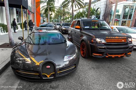 With the linea vincerò d'oro, mansory has completed its strictly limited series for the refined bugatti veyron 16.4. Bugatti Veyron 16.4 Mansory LINEA Vincerò d'Oro - 6 February 2013 - Autogespot