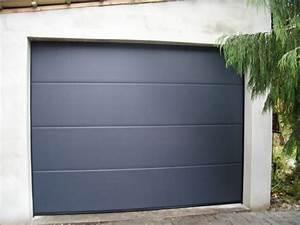 portes de garage oppla pro portes garage acier gamme With soprofen porte de garage