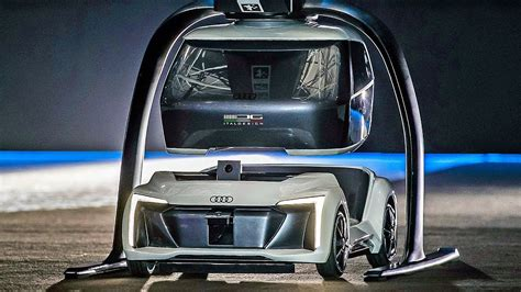 Audi Flying Car by Audi Flying Car Prototype Flying Cars Are On The Way