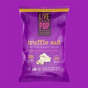 Guilt-Free Gourmet Popcorn : gourmet popcorn snacks