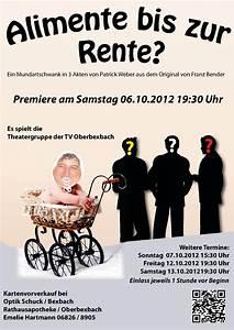 Arbeitstage Bis Zur Rente Berechnen : theatergruppe des tv oberbexbach ~ Themetempest.com Abrechnung