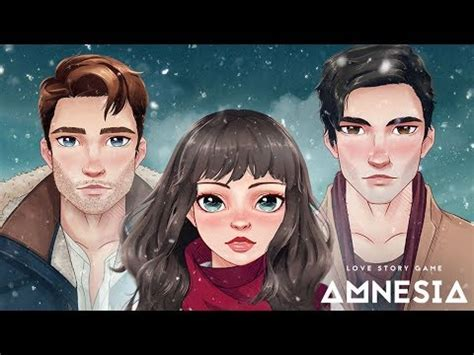love story games amnesia   windows mac pc