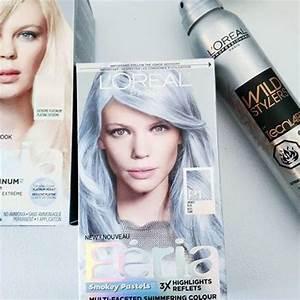 Coloration Cheveux Gris Perle : cheveux gris grannyhair la coloration et les soins ~ Nature-et-papiers.com Idées de Décoration