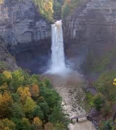 New York State Waterfall