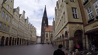 Münster Germany Europe Travel Video - YouTube