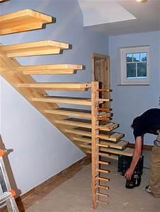 Haustür Treppe Selber Bauen : arten von treppen heimwerker ~ Watch28wear.com Haus und Dekorationen