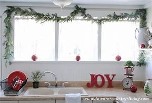 My Christmas Home Tour 2014 Town Country Living
