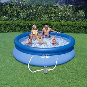 Filtration Piscine Intex : kit piscine intex autostable piscine piscine sauna spa jardin exterieur ~ Melissatoandfro.com Idées de Décoration
