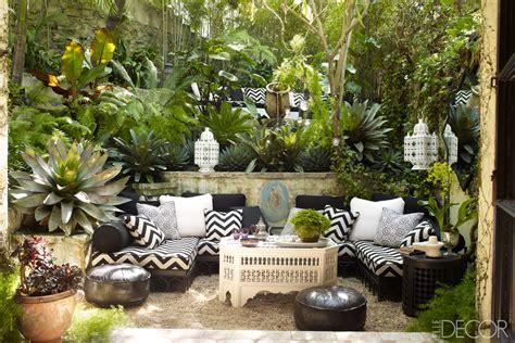 18+ Moroccan Patio Design, Decorating Ideas  Design