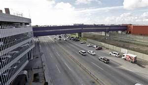 Pedestrian bridge opens on U.S.-Mexico border that links ...