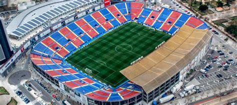 estadi ciutat de valencia levante ud guide football