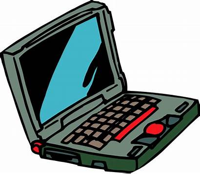 Computer Clipart Clip Laptop Clipartpanda Terms Line
