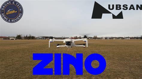 hubsan zino  original return  flight youtube