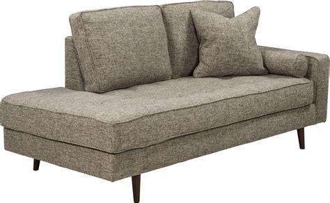 chaise com dahra jute raf corner chaise from coleman furniture
