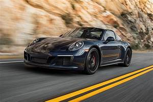2017 Porsche 911 Targa 4 GTS First Test Performance Value And Style Motor Trend