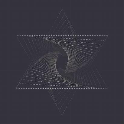 Geometric Gifs Erik Fractal Soederberg Geometry Experience