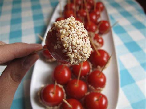 cuisiner les tomates cerises tomates cerises d 39 amour les 3 sœurs