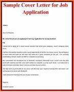 10 Application Letter For Employment Example Bussines Sample Application Cover Letter Hashdoc Short Application Cover Letter Sample Short Application Sample Application Letter For Job