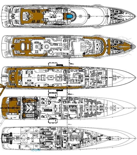 top home interior designers layout oceanco motor yacht superyachts com