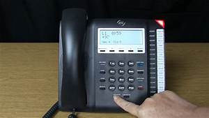 Esi 45 Business Phone  Voice Mail  U0026 Greeting Set-up