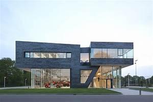 Fire Station Doetinchem Design By Bekkering Adams