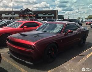 Dodge Challenger SRT-8 Hellcat 2017 - 16 August 2017 ...