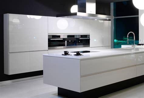 Kitchen cabinets gloss, beautiful kitchen design beautiful