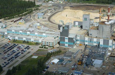 Grande Prairie Weyerhaeuser pulp mill being sold off - My ...