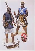African Warriors - a p...