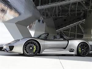 2010 Porsche 918 Spyder Concept supercar supercars h ...