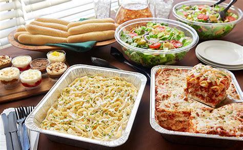 lasagna combination serves 8 14 lunch dinner menu