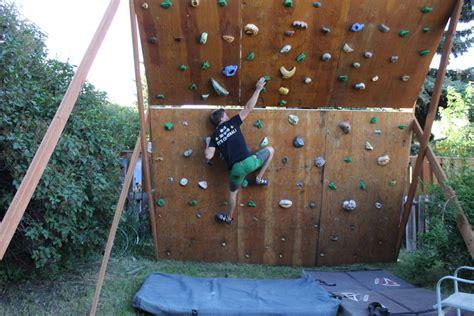 Backyard Climbing Endurance And How To