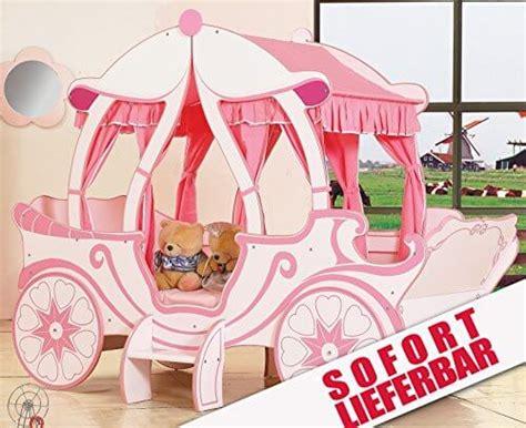 Prinzessin Kutschenbett 2nd Edition! Mädchenbett Kutsche