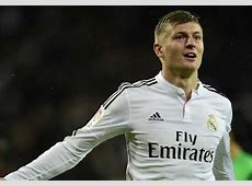 Kroos Not my job to attack at Real Madrid Goalcom