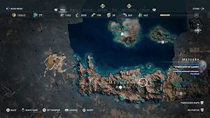 Assassin's Creed Odyssey Orichalcum Ore Locations Guide ...