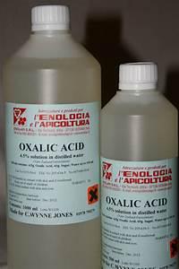 Danger  The Oxalic Acid Dihydrate