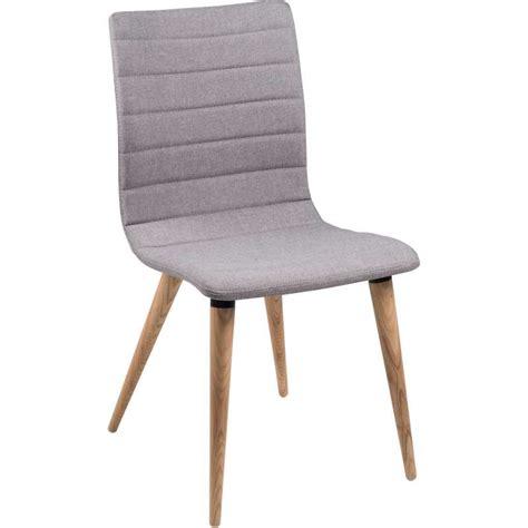 chaise confortable salle a manger 9 chaise scandinave en tissu et bois doris 4 pieds tables