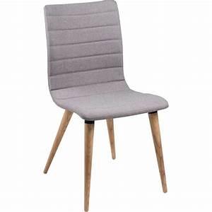 Table Et Chaise Scandinave : chaise confortable salle a manger 9 chaise scandinave ~ Melissatoandfro.com Idées de Décoration