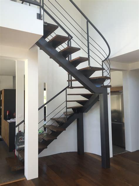 fabrication d un escalier fabrication d un escalier m 233 tallique et bois dans le gard 224 uz 232 s