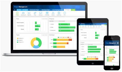 Project Management Apps - ProjectManager.com