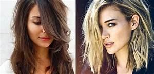 Coupe Femme Tendance 2016 : coiffure cheveux mi long tendances 2016 mag coiffure ~ Voncanada.com Idées de Décoration