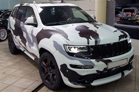 camo jeep grand cherokee jeep grand cherokee srt white camo autoart pinterest 車
