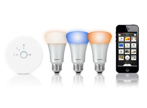 Philips Hue Connected Bulb Review & Rating Pcmagcom