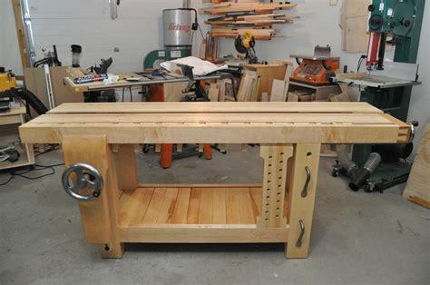 benchcrafted split top roubo  jasondain  lumberjocks