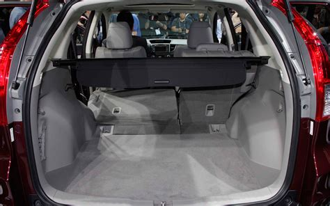 Crv Interior Space by 2012 Honda Cr V Rear Interior Cargo Space Photo 16