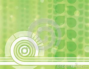 Tech Nature Abstract Background Stock Vector - Image: 55569689