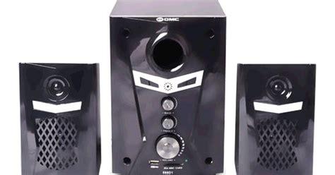 harga speaker aktif gmc 888d1 terbaru